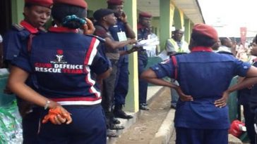 Kogi Election: Two Fake NSCDC Men Arrested For Hijacking Electoral Materials 1