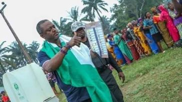 Kogi Election: PDP Accuses Deputy Governor Of Snatching Ballot Boxes With His Security Details 4