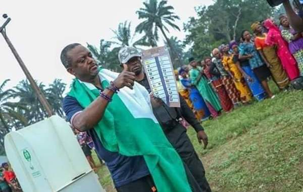 Kogi Election: PDP Accuses Deputy Governor Of Snatching Ballot Boxes With His Security Details 1
