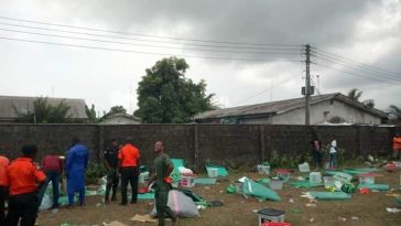 Bayelsa Election: NYSC Members Hides In King's Palace As Thugs Attack Polling Units 7