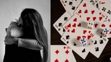Man Gambles His Wife Away During Bet, Assaults Her For Refusing To Go With The Winner 11