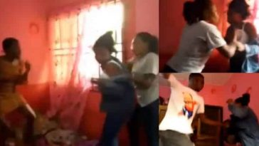 FUTA Suspends Female Students For Brutalizing Colleague Who Called Them 'Runs Girls' [Video] 2
