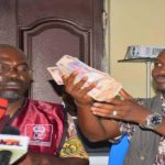 INEC Collation Officer Submits N50,000 Bribe Paid To Him By Politician During Kogi Election 28