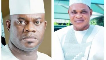 Kogi Guber: PDP's Musa Wada Rejects Result, Says He Know Yahaya Bello Will Be Declared Winner 5