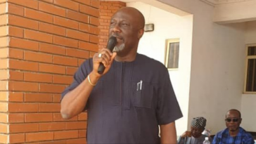 """This Is Helicopter Election"" – Dino Melaye Says As He Rejects Kogi Senatorial Result 5"