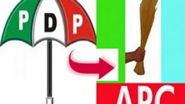 BAYELSA: 8 Lawmakers, 11 Commissioners, 6 LGA Chairmen, 83 Councillors Dump PDP For APC 2