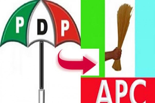 BAYELSA: 8 Lawmakers, 11 Commissioners, 6 LGA Chairmen, 83 Councillors Dump PDP For APC 1