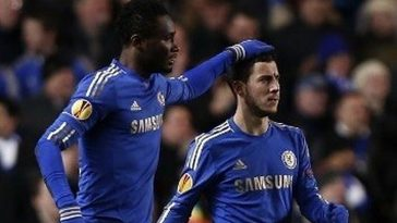 """Eden Hazard Has Incredible Talent, But He Is A Very Lazy Player"" - John Mikel Obi 3"