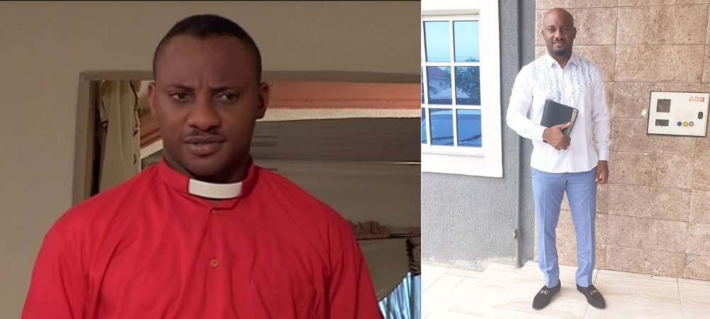 Nollywood Actor, Yul Edochie Announces His 'Pastoral Calling' From God After Failing In Politics 1