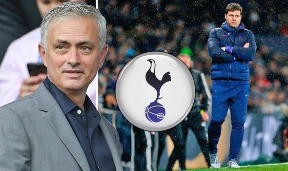 Jose Mourinho Named As New Manager Of Tottenham, After Mauricio Pochettino's Sack 1