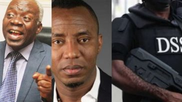DSS Apologised To Justice Ojukwu Over Court Invasion To Rearrest Sowore - Femi Falana 2