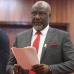 Dino Melaye Presents 21 Video Clips To INEC, Vows Nobody Will Take His Seat In Senate 28