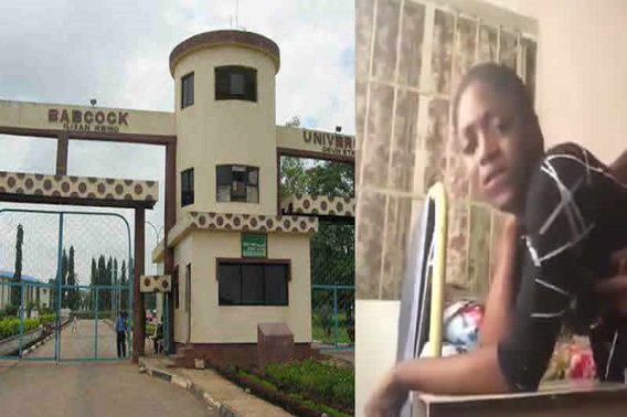 Babcock University Expels Female Student Seen On Viral S£x Video With Former Student 1