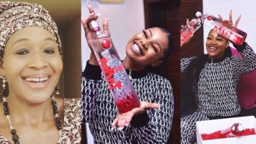 Audio Endorsement: Tacha Did Not Sign Any Contract Deal With Ciroc - Kemi Olunloyo [Video] 9
