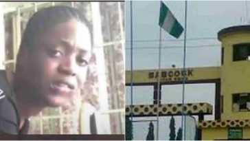 Nigerians Attacks Babcock University For Expelling Female Student Over Viral S£x Video 6