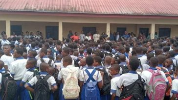 71 Pupils Suspected To Be Cultists, Suspended For Attempting To Burn Down Secondary School 1