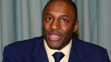 I Still Earn N5m Monthly As Ex-England Player, To Choose Nigeria Is Wahala -  John Fashanu 7