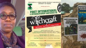 """Christians Cannot Stop Our Witchcraft Conference"" - Organizer Says As UNN Cancels Venue 3"