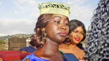 20-Years-Old Convicted Female Murderer, Sia Kemba Wins Beauty Pageant Inside Prison 1