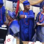 Yoruba Man Stops Wife From Kneeling Down To Feed Him On Their Wedding Day [Video] 28