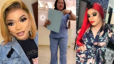 Bobrisky Says He's Scared, Prays As He Undergoes A Major Surgery In Dubai [Video] 6