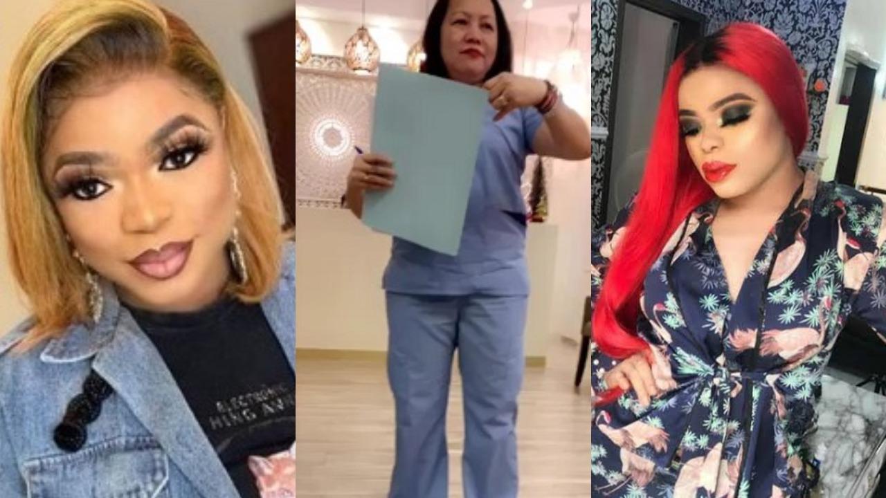 Bobrisky Says He's Scared, Prays As He Undergoes A Major Surgery In Dubai [Video] 1