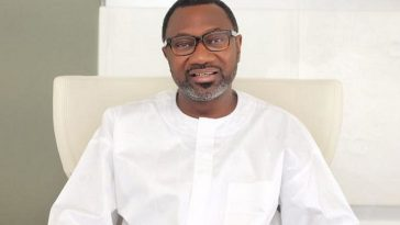 """People Think They'll Take Their Money With Them When They Die"" - Billionaire, Femi Otedola 5"