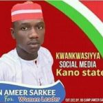Viral Poster Of Young Man Contesting For 'Women Leader Position' In Kano State [Photo] 28