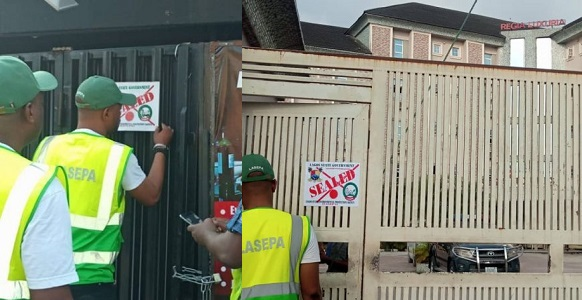 Lagos Government Shuts Down Christ Embassy, Mosques And Others Over Noise Pollution 1