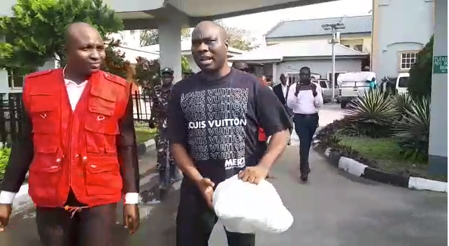 N33bn Fraud: Mompha Pleads 'Not Guilty' To All EFCC Charges, Remanded In Prison Custody 1
