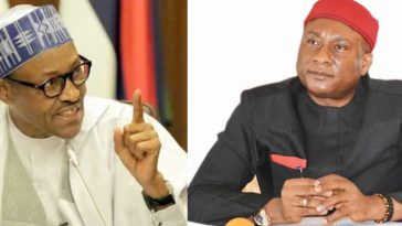 """""""Go And Face Your Accusers In America""""- Buhari's Aide Tells Air Peace Boss, Allen Onyema 7"""