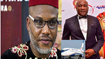 """Allen Onyema Lied Against Me To Please His Fulani Masters"" - Nnamdi Kanu Alleges 7"