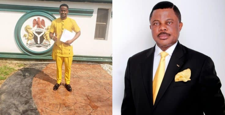 Nollywood Actor, Zubby Michael Appointed Special Adviser To Anambra State Governor 1