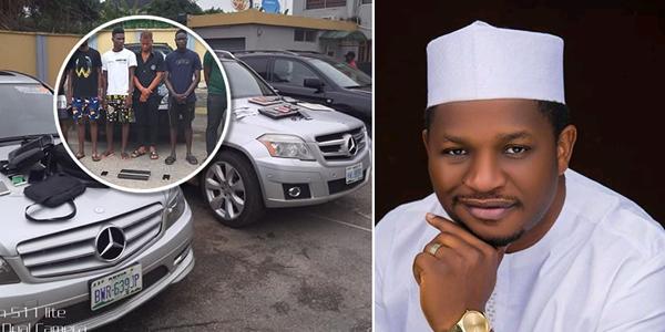 """Yahoo Boys Make More Money Than Nigerian Politicians"" - Plateau Lawmaker, Dachung Bago 1"