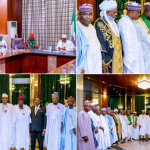 I Will Not Allow Religion Or Ethnic Groups To Divide Nigeria - President Buhari 28