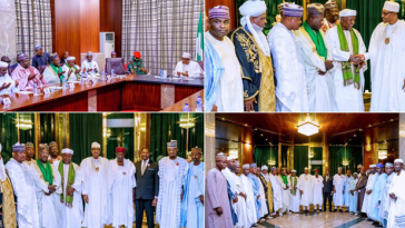 I Will Not Allow Religion Or Ethnic Groups To Divide Nigeria - President Buhari 5