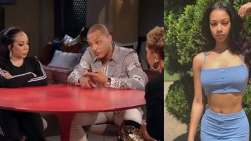 T.I Addresses His Controversial Statement About Monitoring His Daughter's Virginity 1