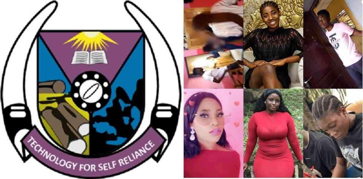 FUTA Finally Expels Six Students Who Ganged Up To Brutalize A Colleague In Viral Video 1