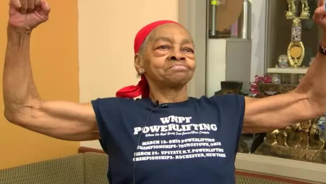 82-Year-Old Granny Beats Up 28-Year-Old Burglar Who Broke Into Her House At Midnight 1