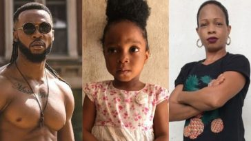 This Nigerian Lady Claims Singer, Flavour N'abania Is The Father Of Her 3-Year-Old Daughter 2