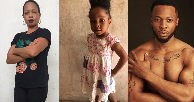 This Nigerian Lady Claims Singer, Flavour N'abania Is The Father Of Her 3-Year-Old Daughter 1