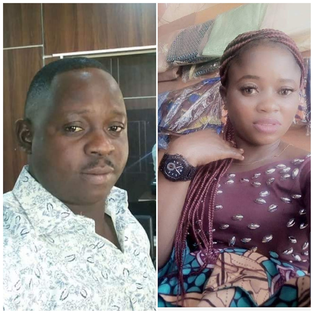 Jealous Lady Stabs Lover To Death With A Fork After Catching Him With Another Women 1