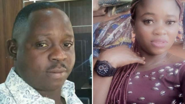 Jealous Lady Stabs Lover To Death With A Fork After Catching Him With Another Women 11