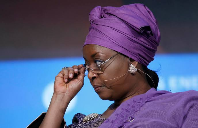 EFCC Denies Dropping All Charges Against Ex-Minister Of Petroleum, Diezani Madueke 1