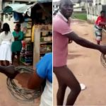 Angry Man Pulls Down His Pants, Threatens To Rape A Female PHCN Staff In Public [Video] 27