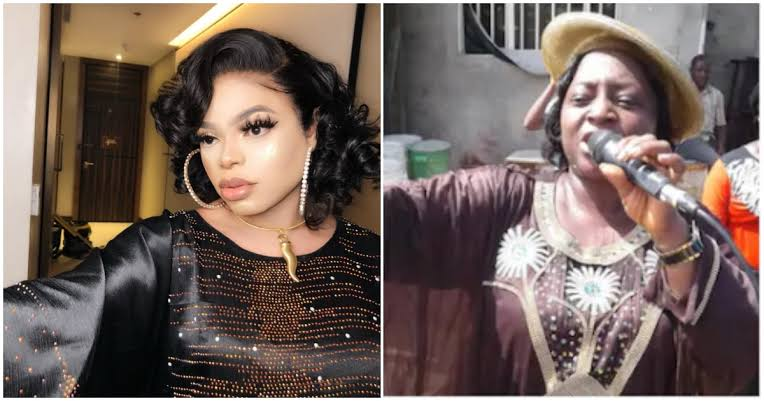 Bobrisky Reacts As Prophetess Declares He Would Be Incurably Sick If He Doesn't Change His Ways 1