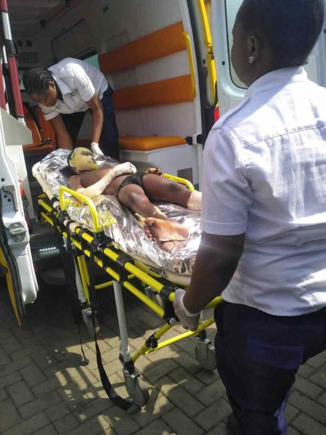 Two children dead, 23 Others Seriously injured In Lagos Gas Explosion 10