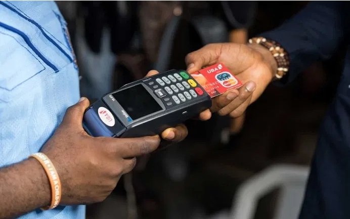Nigerians To Start Paying N50 For PoS Transactions Above N10,000 - FG Declares 1