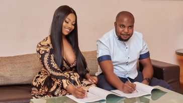 Tacha Bags New Endorsement Deal, Joins Mercy And CeeC As Ambassador For Royal Hair 10