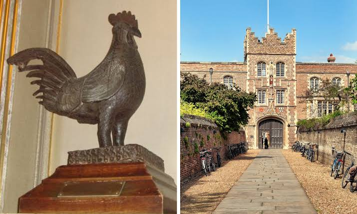 British University To Return A Bronze Statue That Was Looted From Nigeria In 1897 1